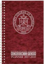 County College of Morris Academic Planner 2017-2018