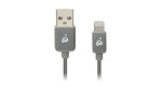 1M Lightning Cable Gray