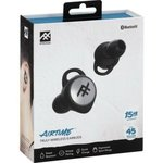 Airtime Truly Wireless Earbuds Black