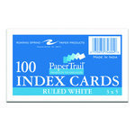 RS 3X5 RULED INDEX CARDS