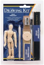Drawing Set All-in-one