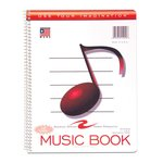 RS MUSIC BOOK 12 STAVE ROARING SPRING