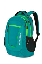 "Swiss Gear ""Daytona"" Backpack - Aqua"