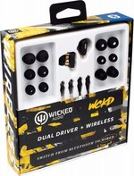 Wicked Audio WCKD1 Bluetooth Dual Driver Earbud