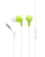 Wicked Audio Brawl Earbud w/mic Blackbelt