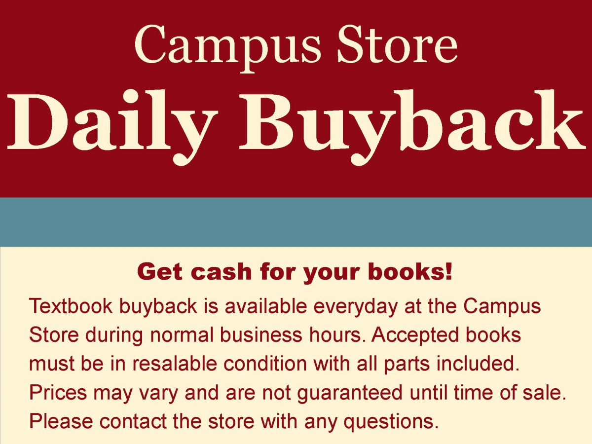 College Books For Sale >> Sell Books County College Of Morris Bookstore